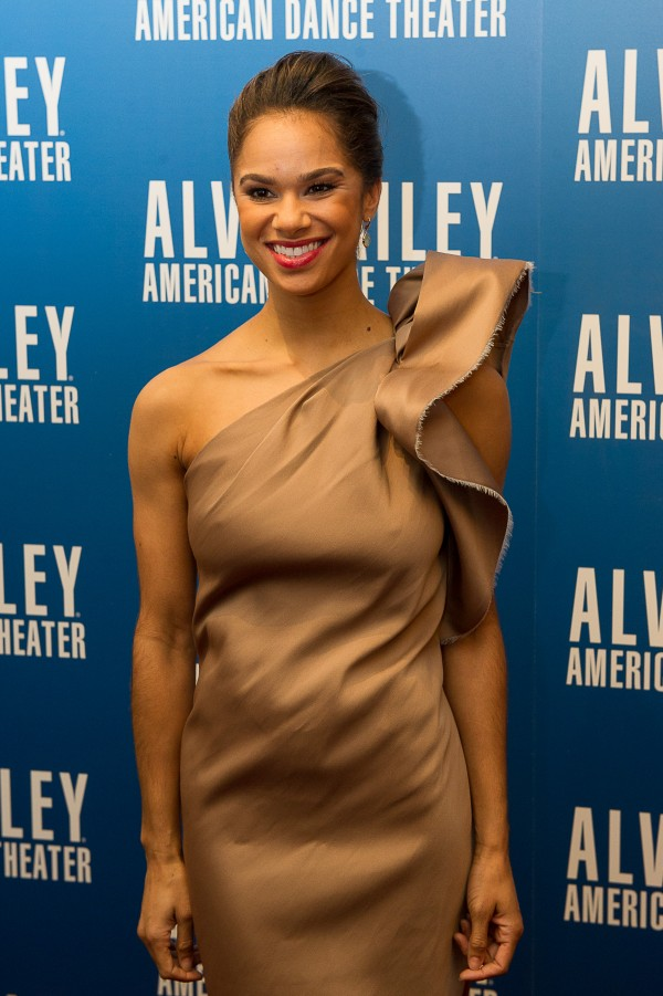 American Ballet Theatre Soloist, Misty Copeland. Photo by Christopher Duggan.