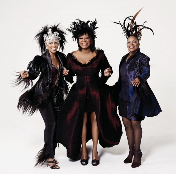 Nona Hendryx, Patti LaBelle and Sarah Dash of Labelle (left to right)/Courtesy of Verve Records