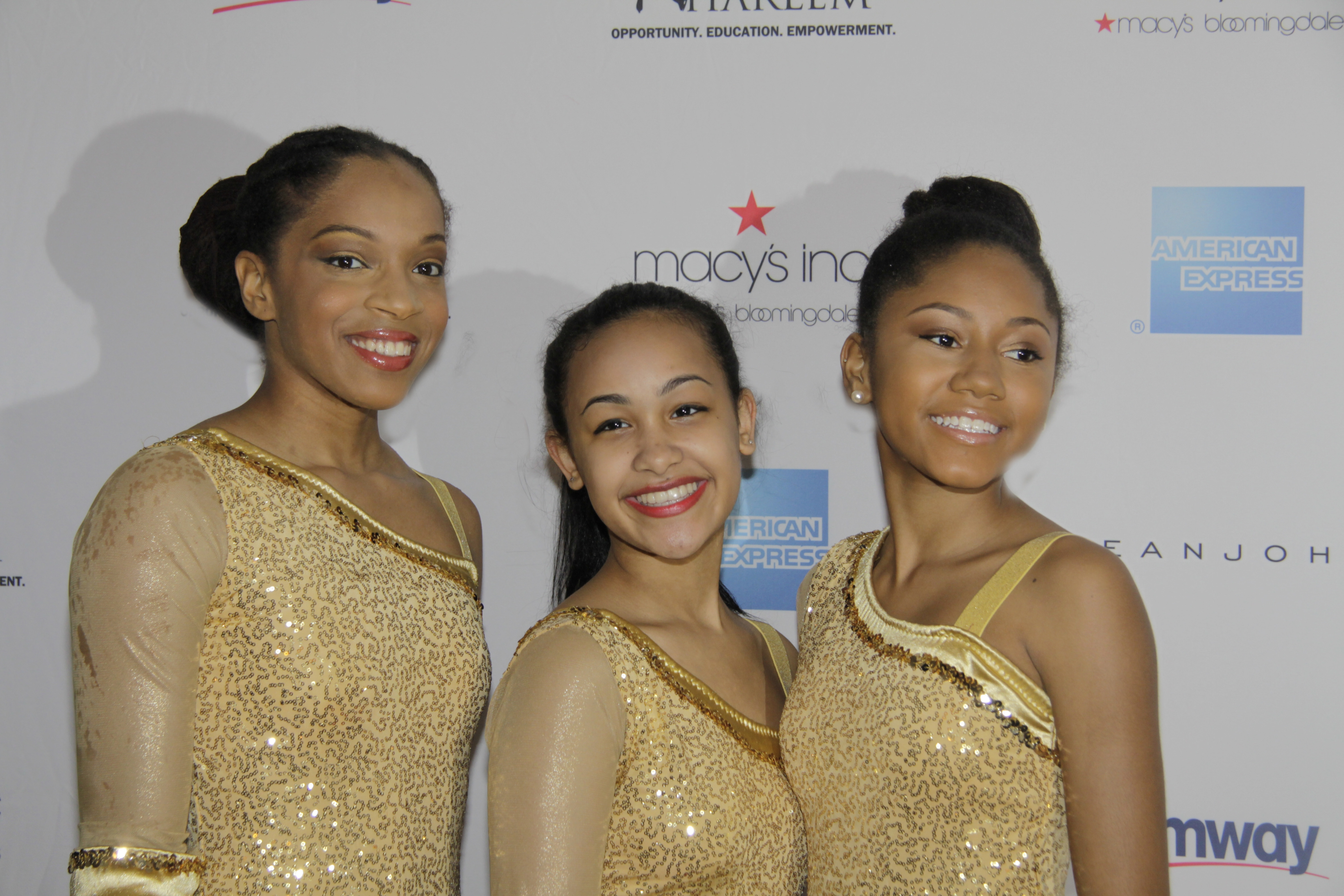 Skaters at Figure Skating in Harlem gala/Photo Credit: Sue Coflin/Max Photo