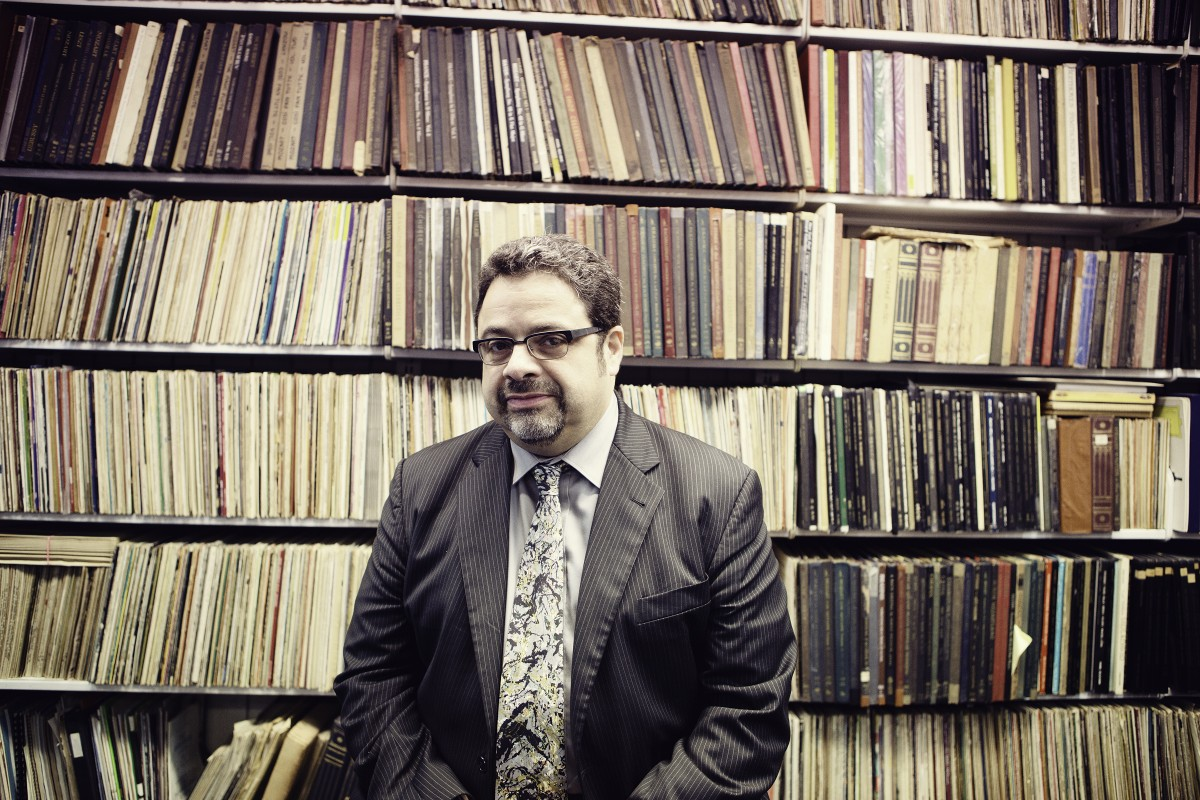 Arturo O'Farrill/Courtesy Apollo Theater