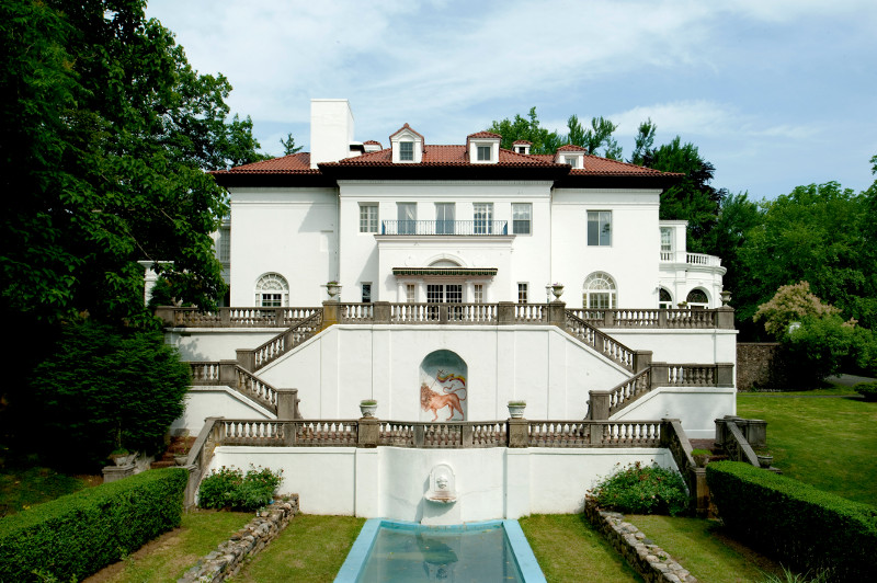 Madame C.J. Walker's Villa Lewaro/Credit: David Bohl