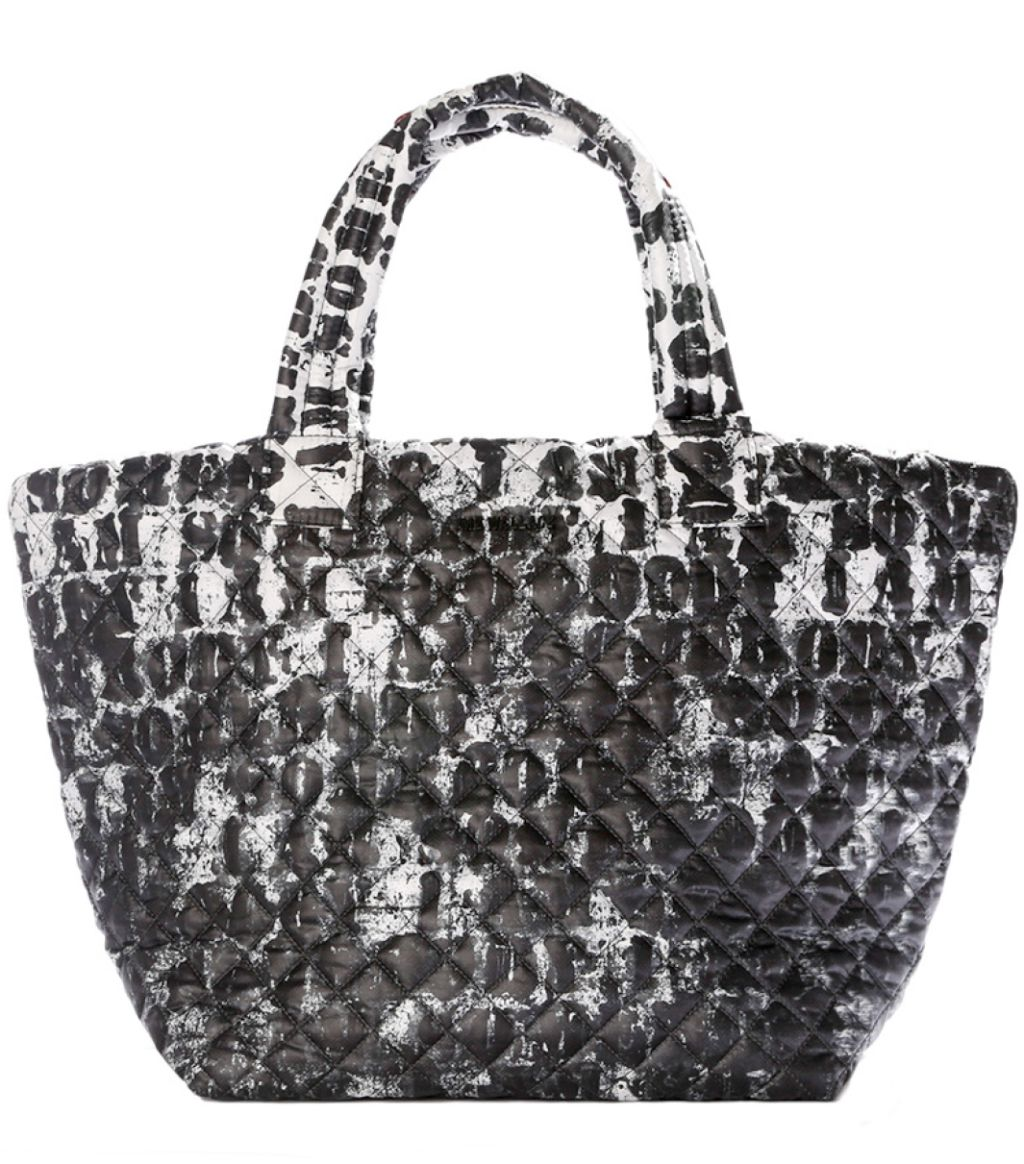 Glenn Ligon and MZ Wallace Tote
