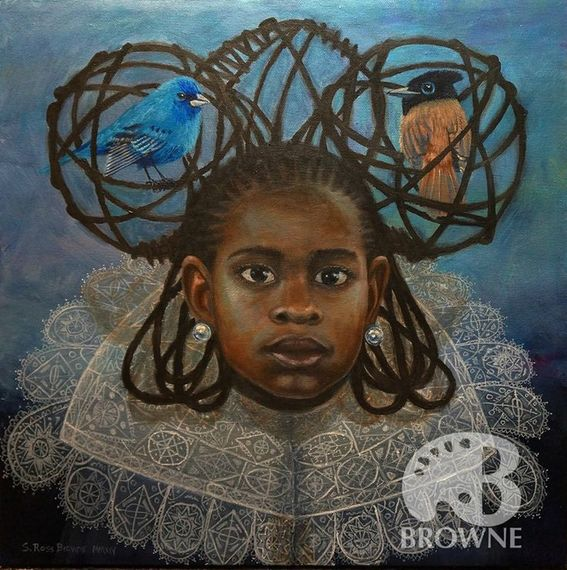 S. Ross Browne, Princess III, 2014
