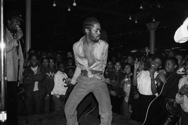JDL at Skatin' Palace 1981/Photography by Joe Conzo