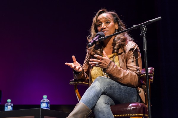 Kathy Sledge at Apollo Bold Soul Sisters Panel/Credit: c. bay milin